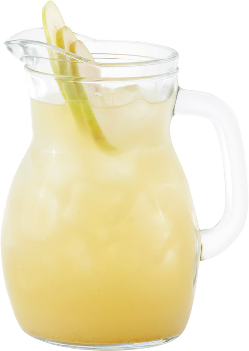 How to Make the Apple Lemonade