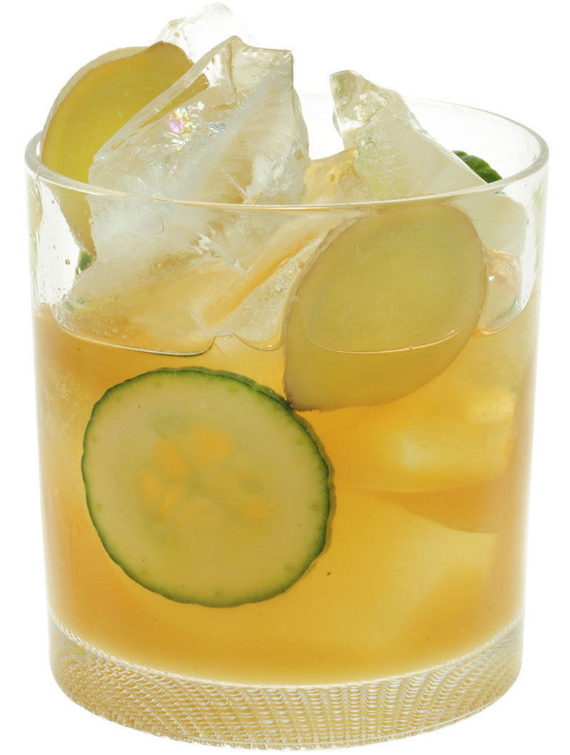 How to Make the Jamaican Mule