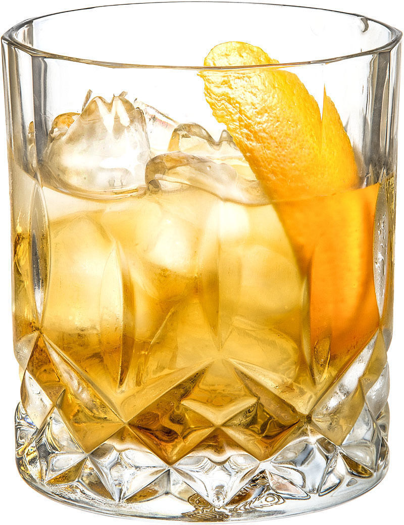 How to Make the Double Old Fashioned