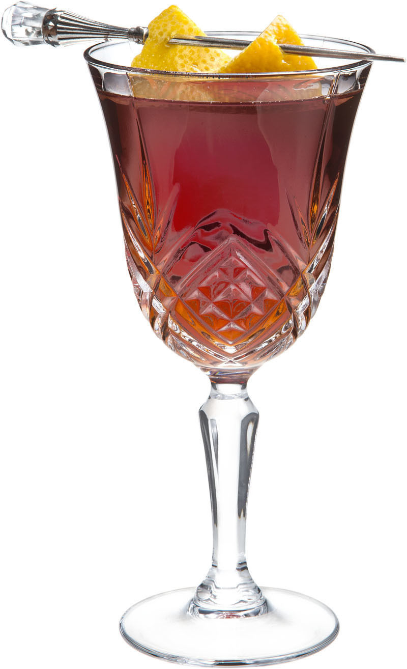 How to Make the Festive Rob Roy