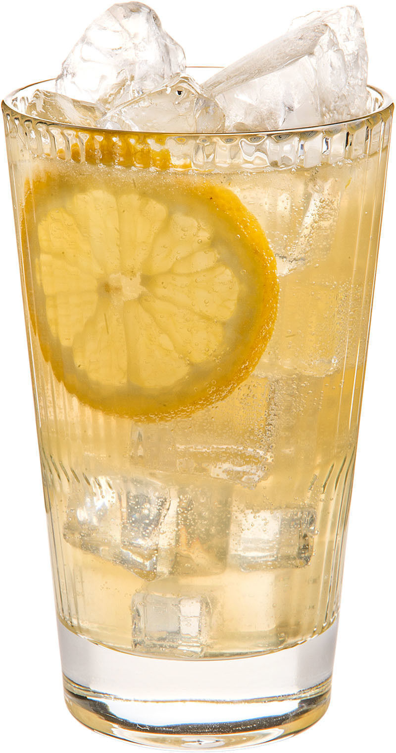 How to Make the Citrus Highball