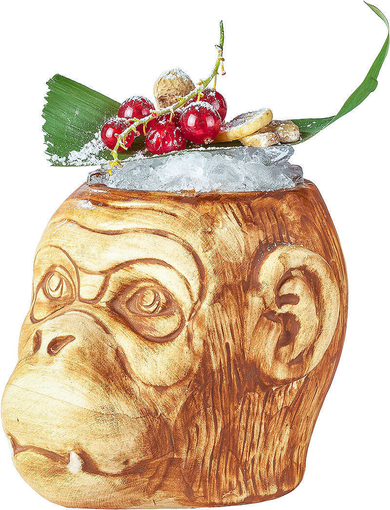 How to Make the Tiki Monkey