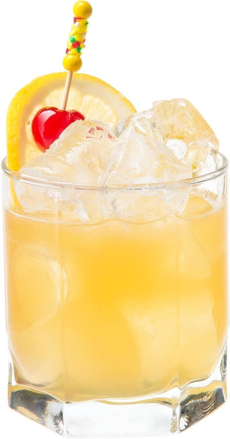 How to Make the Brandy Sour