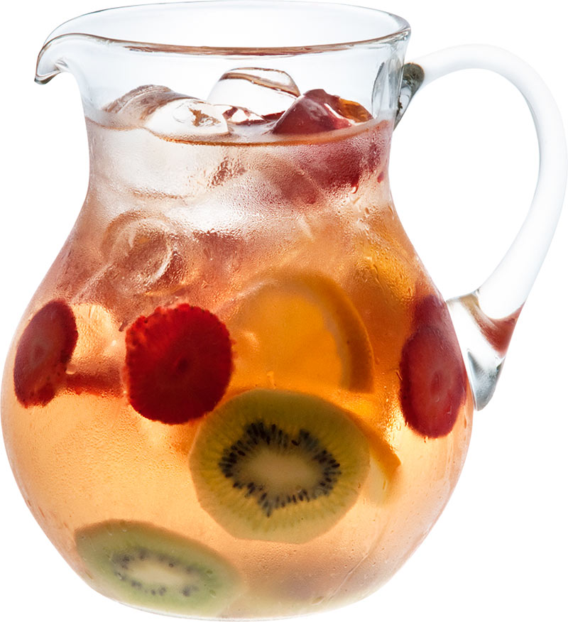 How to Make the Tropical Sangria