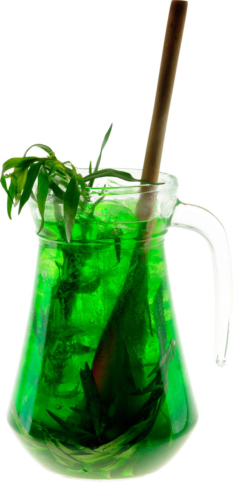 How to Make the Tarragon Lemonade