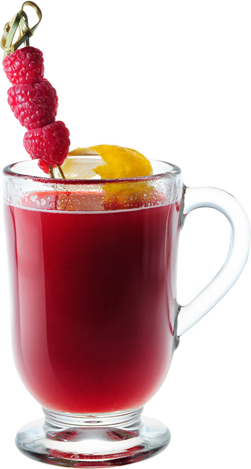 How to Make the Raspberry Tea
