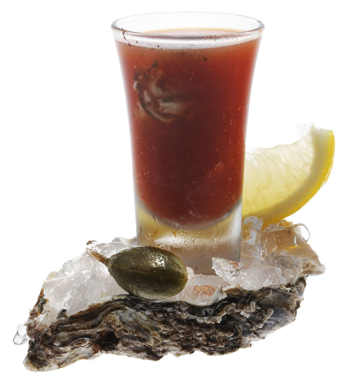How to Make the Oyster Shooter