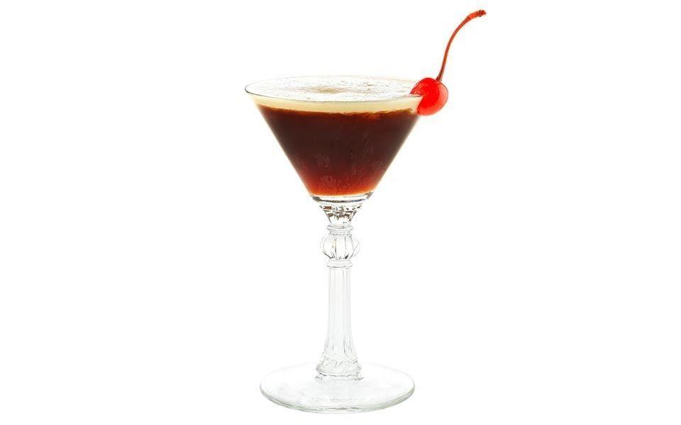 Hazelnut Espresso Martini Double Checked Recipe And Cocktail Photo